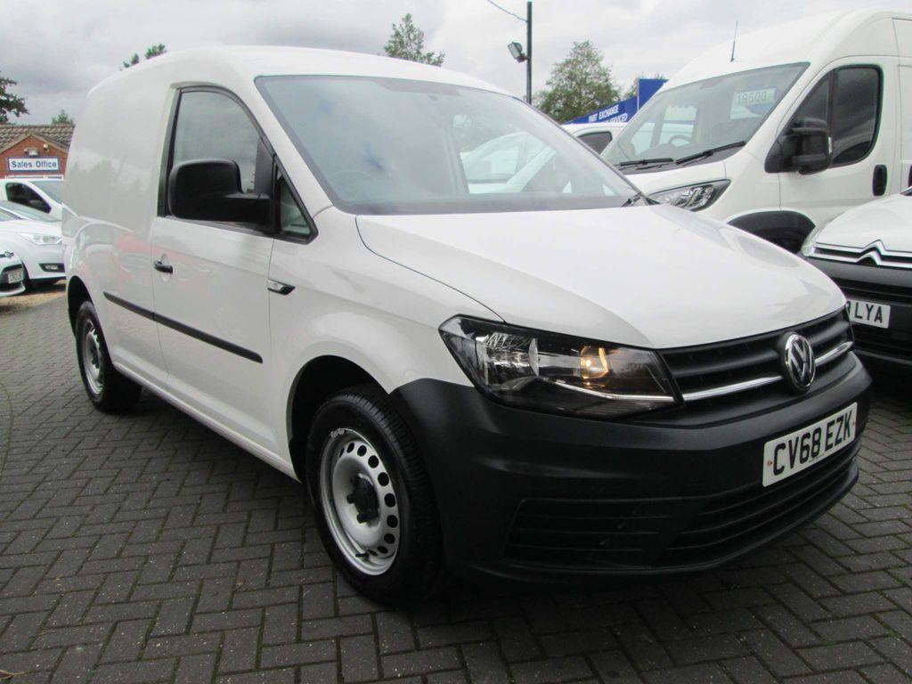 Volkswagen Caddy Panel Van 2.0 TDI C20+ BlueMotion Tech Startline (Business) EU6 (s/s) 5dr