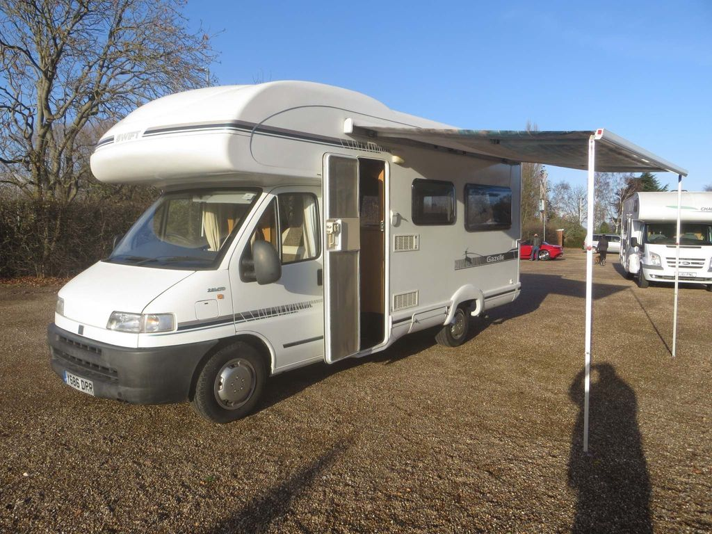 Swift Gazelle F61 Motorhome Swift Gazelle F61