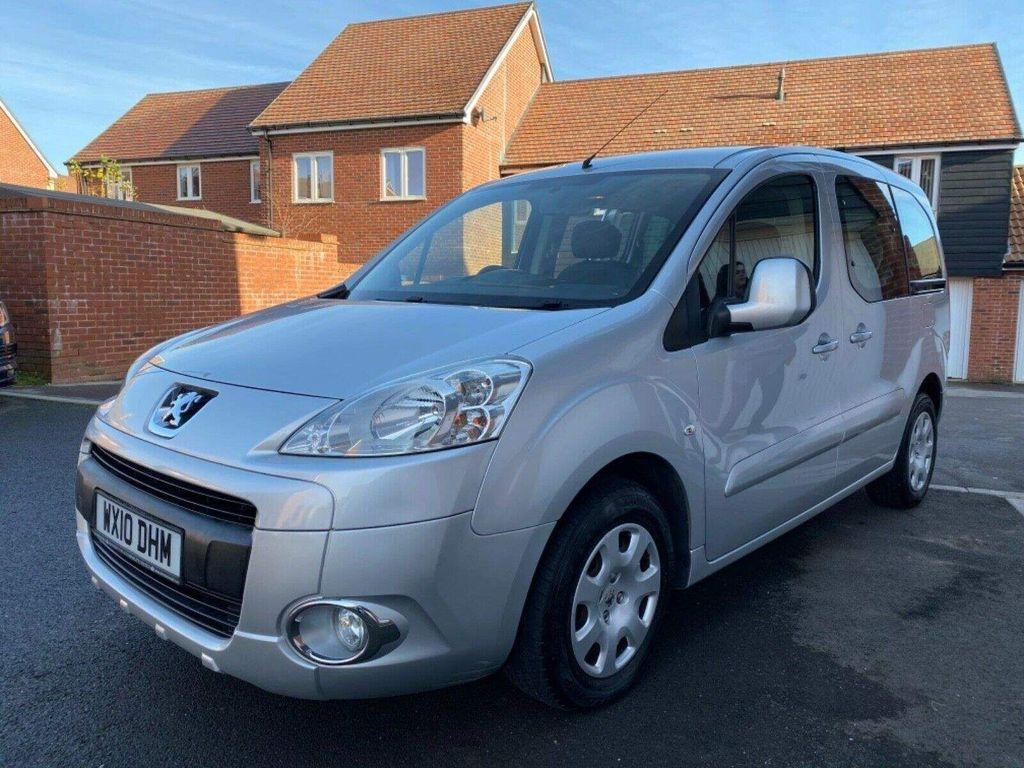 Peugeot Partner Tepee MPV 1.6e-HDI Tepee S