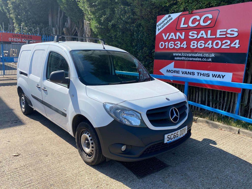 Mercedes-Benz Citan Panel Van 1.5 109 CDi BlueEFFICIENCY L3 EU5 (s/s) 6dr