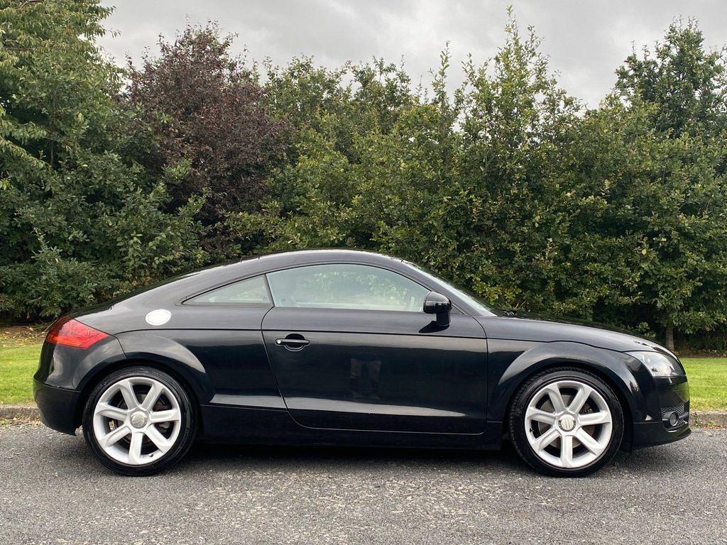 Audi TT Coupe 2.0 TFSI S Tronic 2dr
