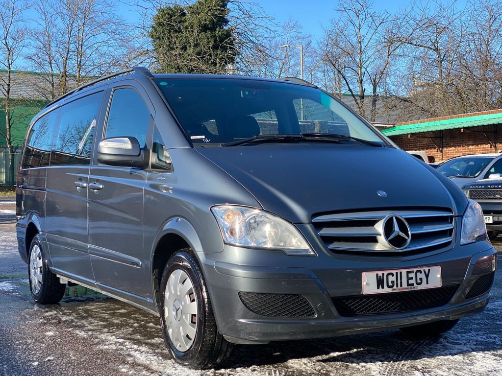 Mercedes-Benz Viano MPV 2.2 CDI Trend Extra Long MPV 5dr