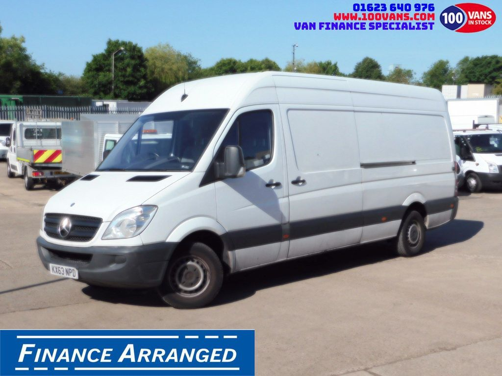 Mercedes-Benz Sprinter Panel Van SOLD SOLD SOLD