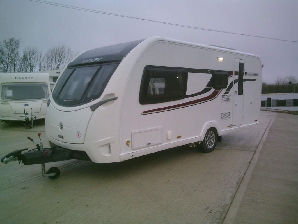 Swift Elegance 530 Tourer SAVE £££ ON NEW