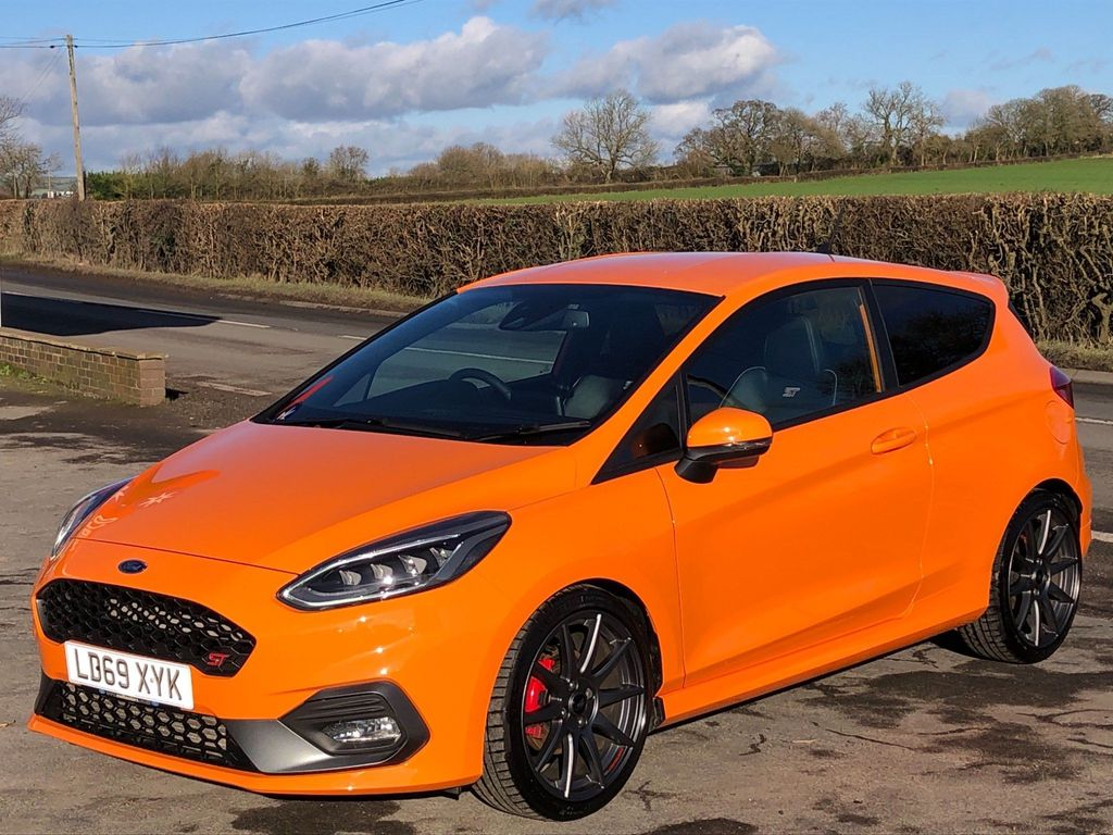Ford Fiesta Hatchback 1.5T EcoBoost ST Performance Edition (s/s) 3dr