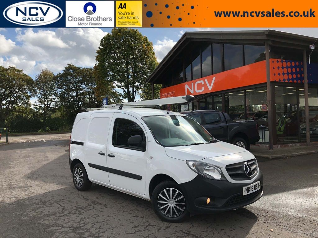 Mercedes-Benz Citan Panel Van Citan 1.5 CDI 109 Trade Compact Panel