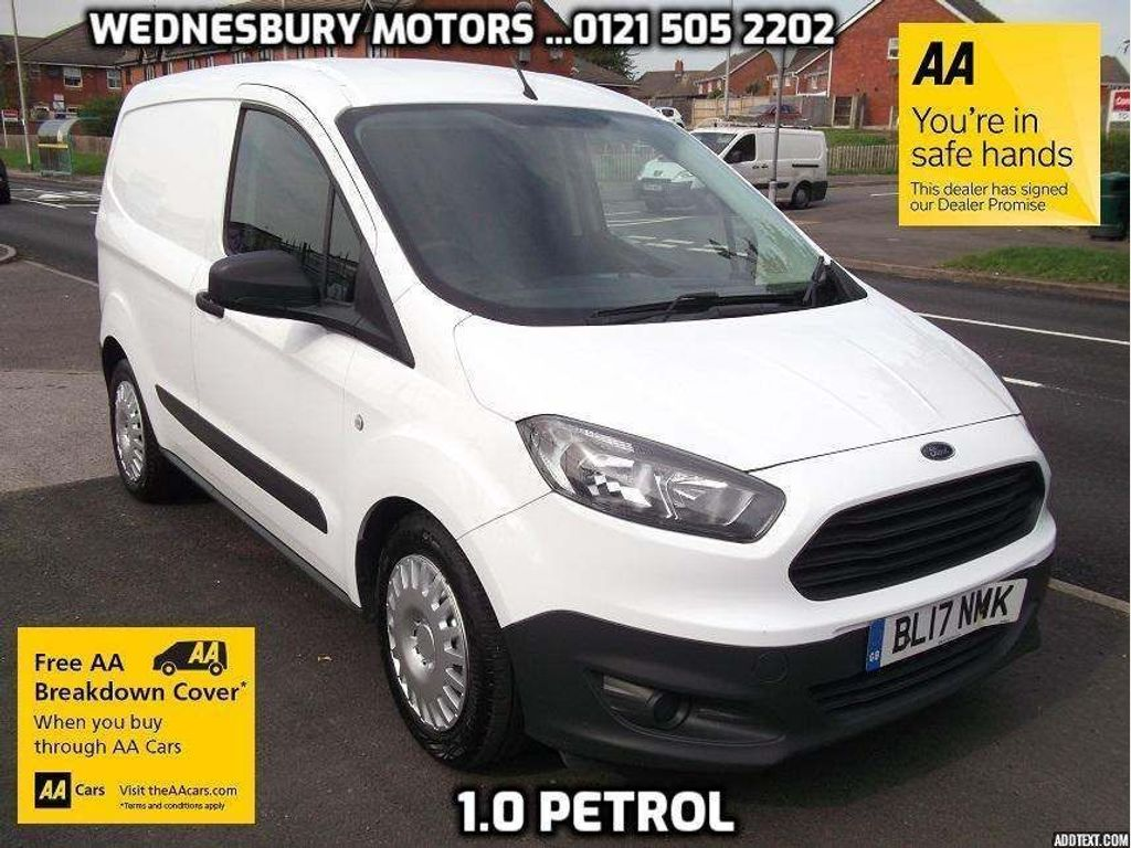 Ford Transit Courier Panel Van 1.0 Eco Boost L1 Euro6 4 Door