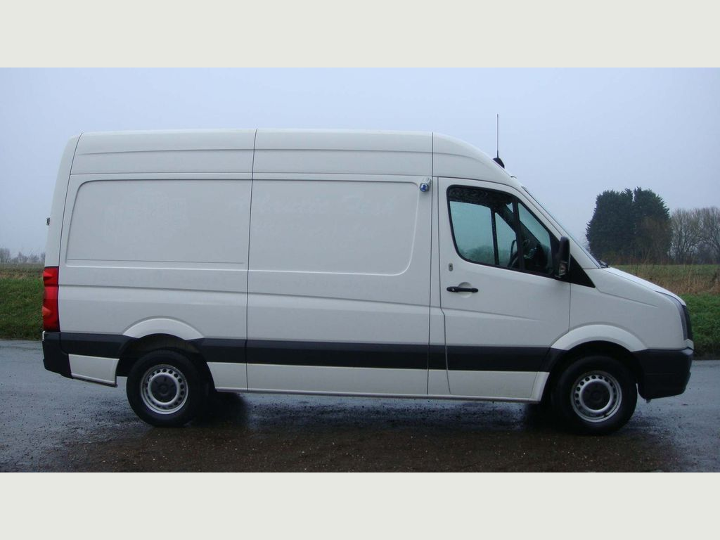 Volkswagen Crafter Temperature Controlled 2.0 TDI CR35 High Roof Van 4dr (MWB)