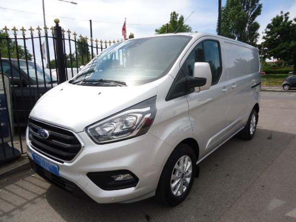 Ford Transit Custom Panel Van 2.0 300 EcoBlue Limited L1 H1 EU6 5dr