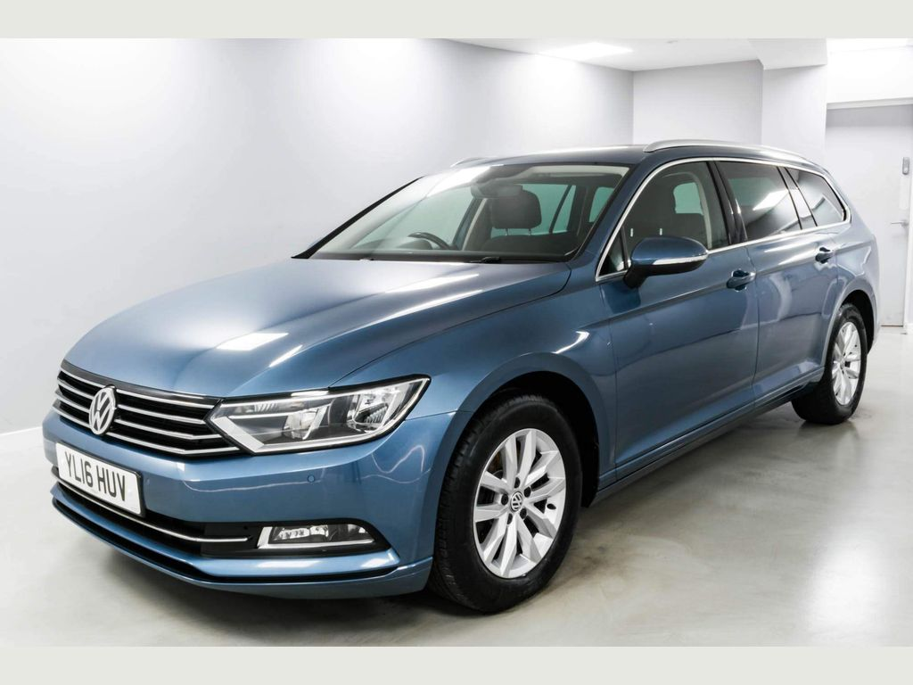 Volkswagen Passat Estate 1.6 TDI BlueMotion Tech SE Business (s/s) 5dr
