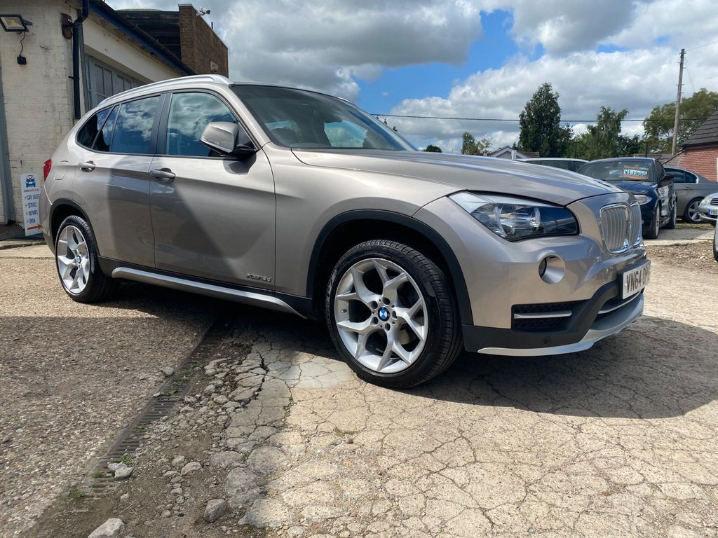 BMW X1 SUV 2.0 18d xLine xDrive 5dr