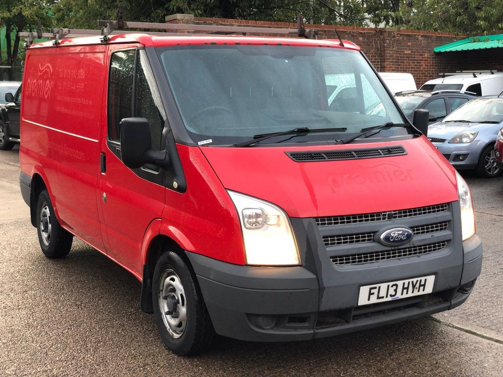 Ford Transit Panel Van 2.2 TDCi 280 Sapphire Low Roof Panel Van S 4dr (SWB)