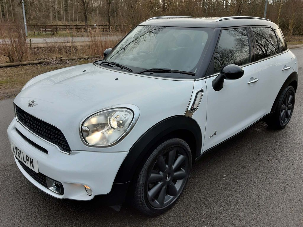 MINI Countryman SUV 1.6 Cooper S (Chili) ALL4 5dr