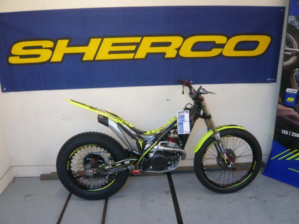 Sherco Sherco Trial Bike 250 ST250 Trial Bike