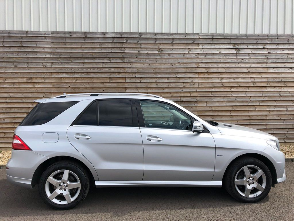 Mercedes-Benz M Class SUV 3.0 ML350 CDI BlueTEC Sport 5dr