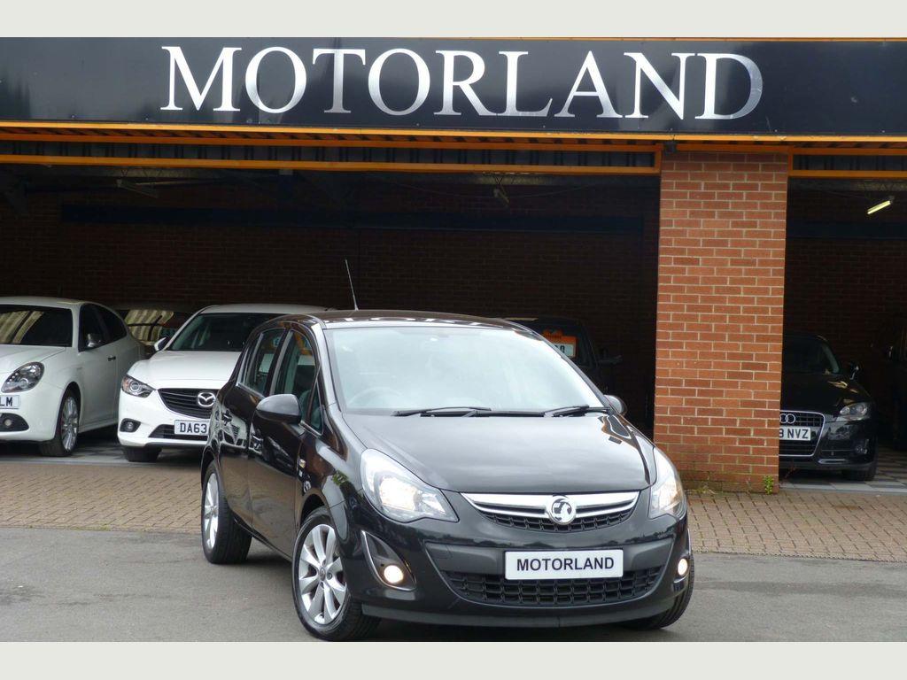 Vauxhall Corsa Hatchback 1.3 CDTi ecoFLEX 16v Excite 5dr (a/c)