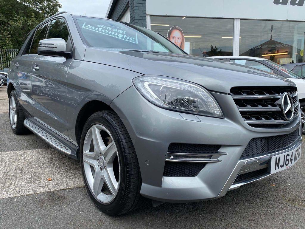 Mercedes-Benz M Class SUV 2.1 ML250 CDI BlueTEC AMG Line (Premium Plus) 7G-Tronic Plus 4MATIC 5dr