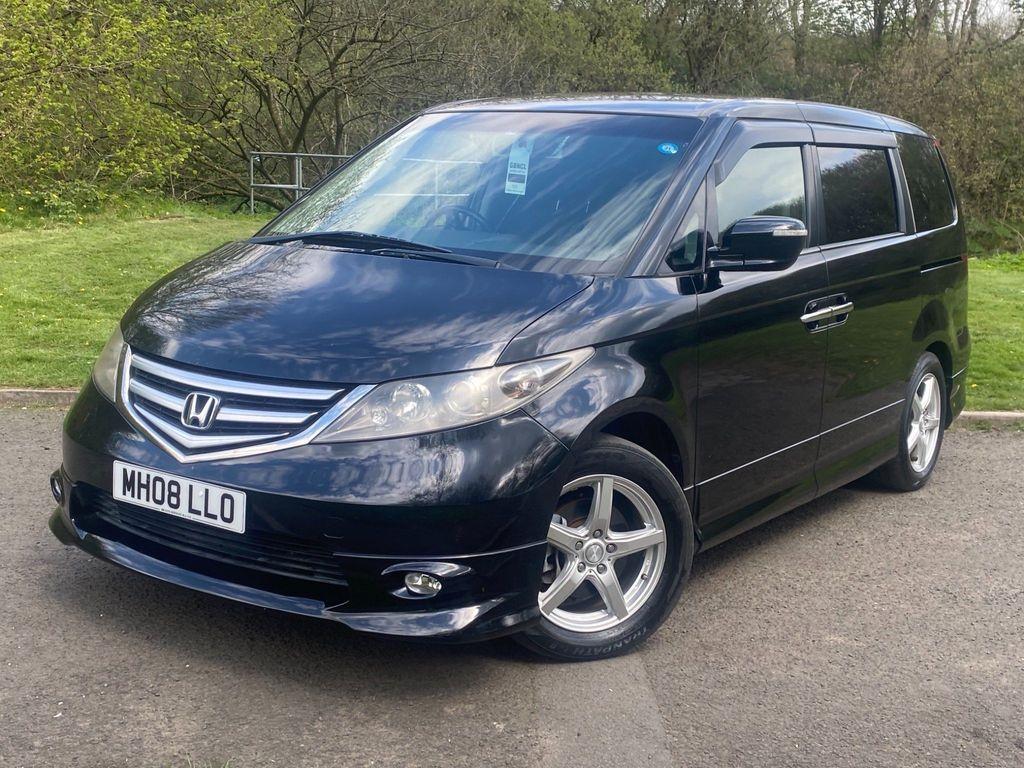 Honda Elysion MPV 2.4 i-Vtec Auto 8 seats Jap import