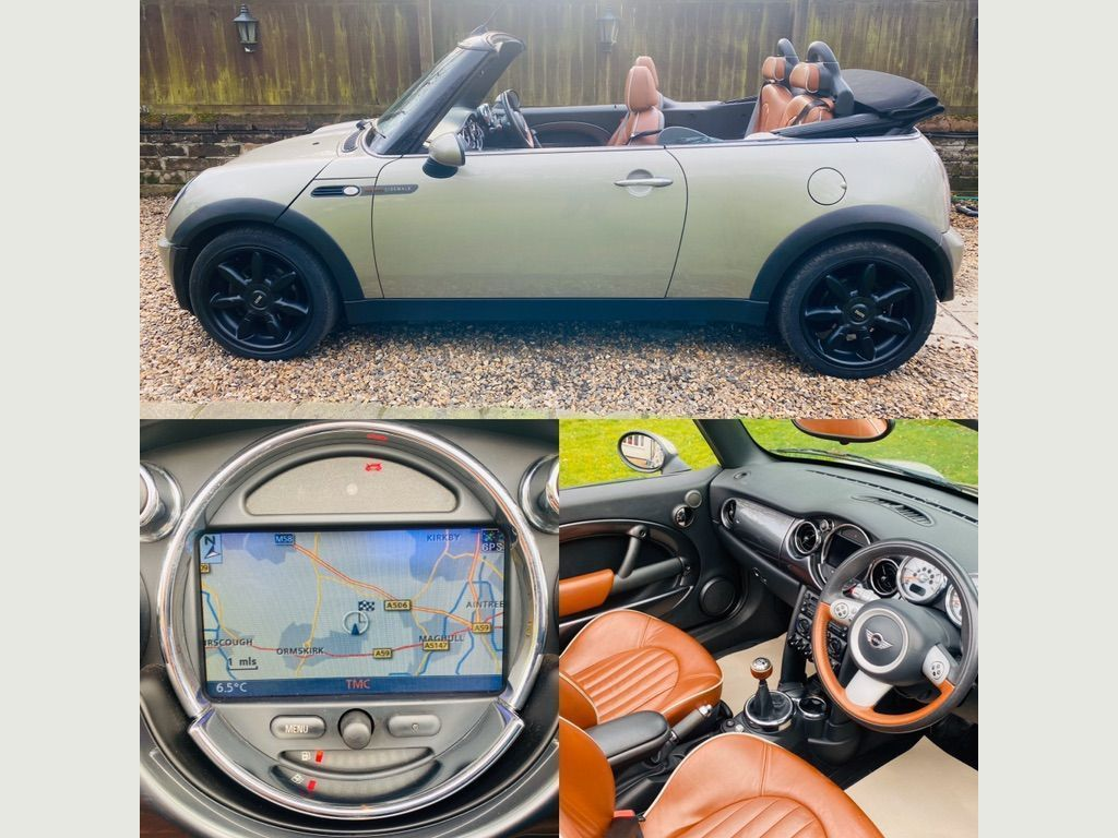 MINI Convertible Convertible 1.6 One Sidewalk 2dr