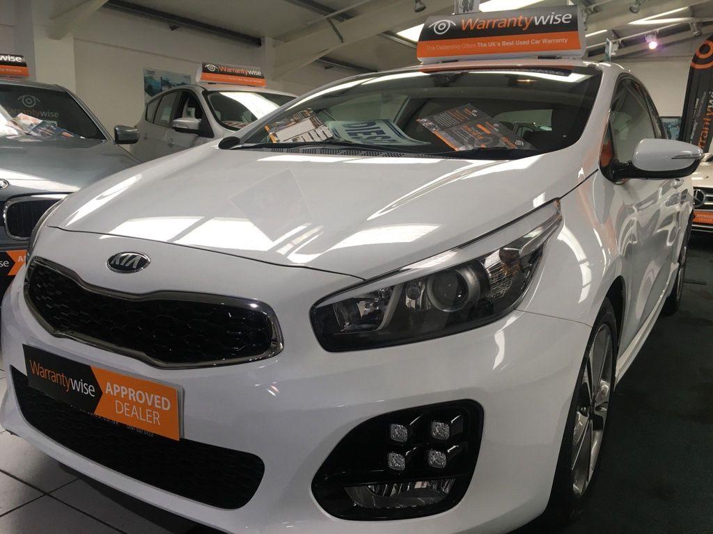 Kia ProCeed Hatchback 1.6 CRDi GT-Line DCT (s/s) 3dr
