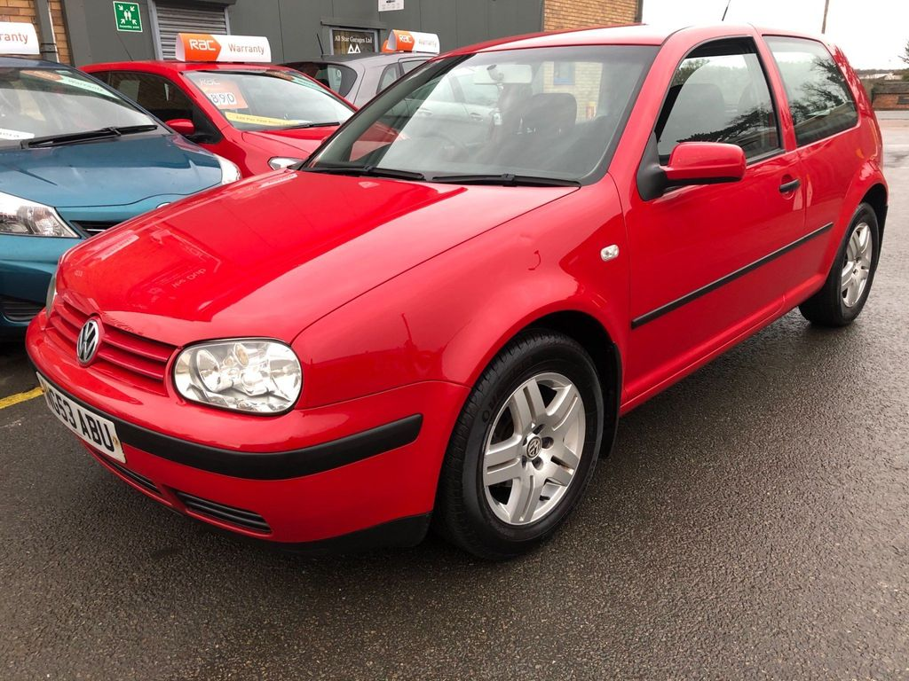 Volkswagen Golf Hatchback 1.4 Match 3dr