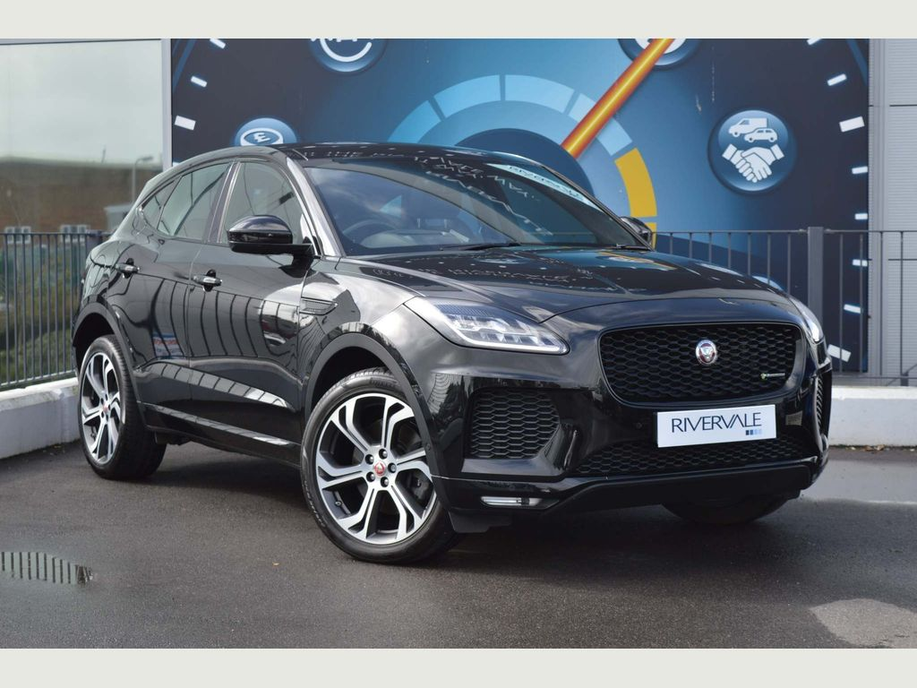 Jaguar E-PACE SUV 2.0i First Edition Auto AWD (s/s) 5dr