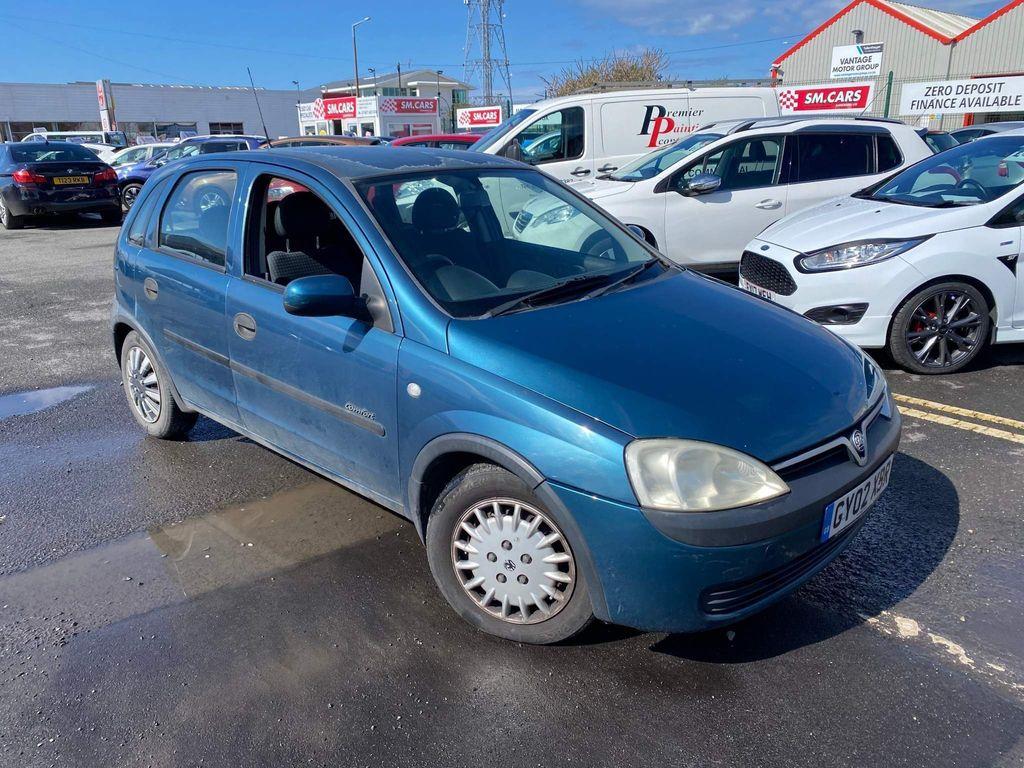 Vauxhall Corsa Hatchback 1.4 i 16v Comfort 5dr