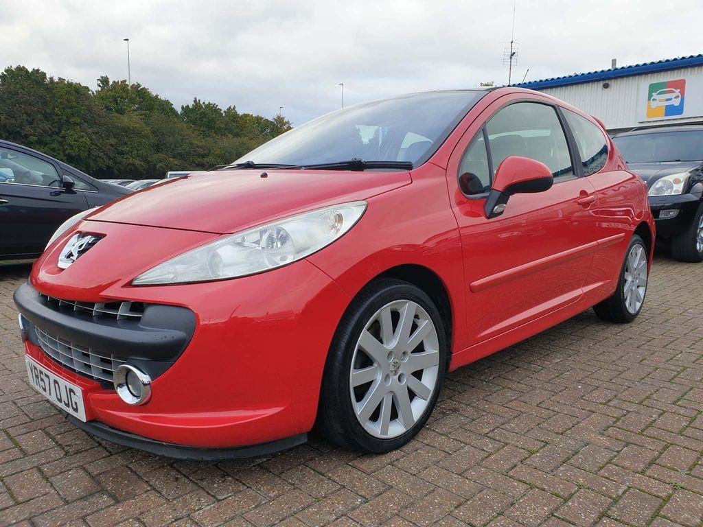 Peugeot 207 Hatchback 1.6 HDi GT 3dr