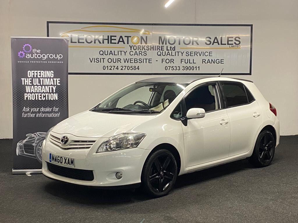 Toyota Auris Hatchback 1.6 V-Matic SR 5dr