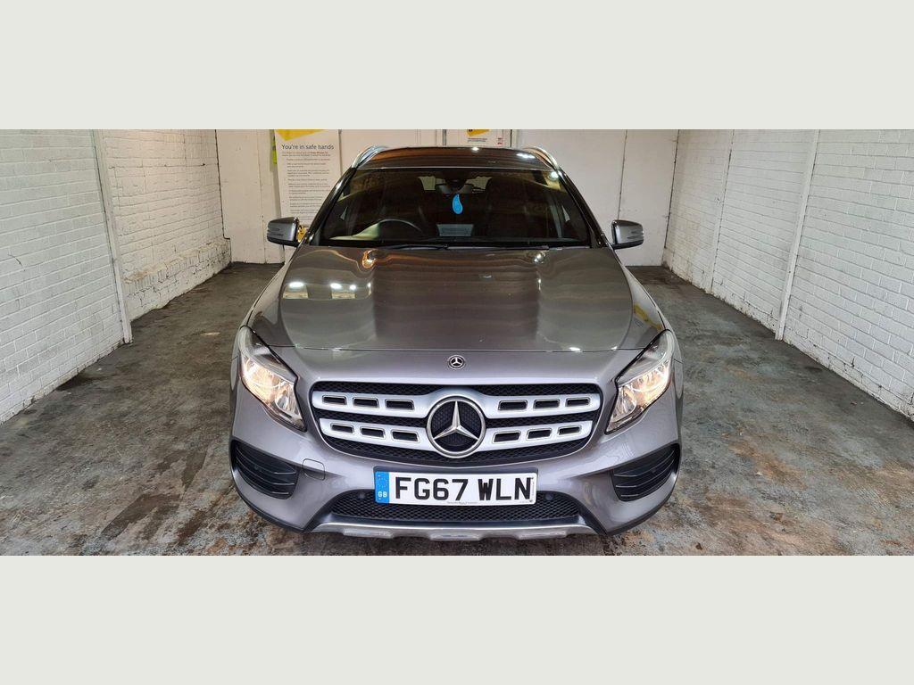 Mercedes-Benz GLA Class SUV 2.1 GLA200d AMG Line 7G-DCT (s/s) 5dr
