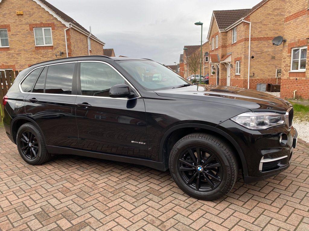 BMW X5 SUV 2.0 25d SE Auto sDrive (s/s) 5dr