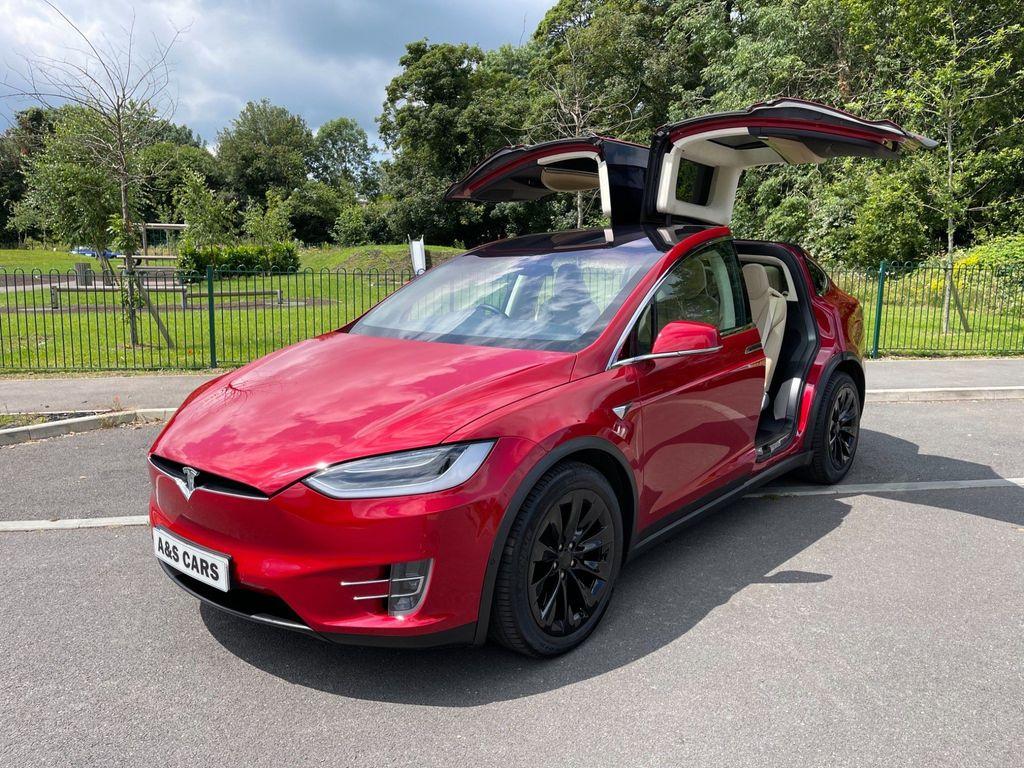 Tesla Model X SUV 75D Dual Motor Auto 4WDE 5dr