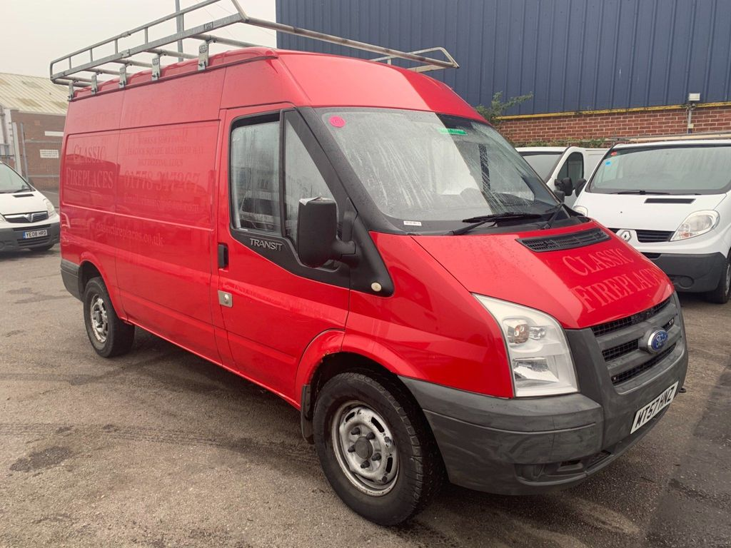 Ford Transit Tipper 2.4 TDCi 350 (Duratorq) 3-Way Tipper RWD L2 2dr