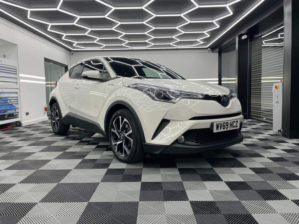 Toyota C-HR SUV 1.8 VVT-h Design CVT (s/s) 5dr