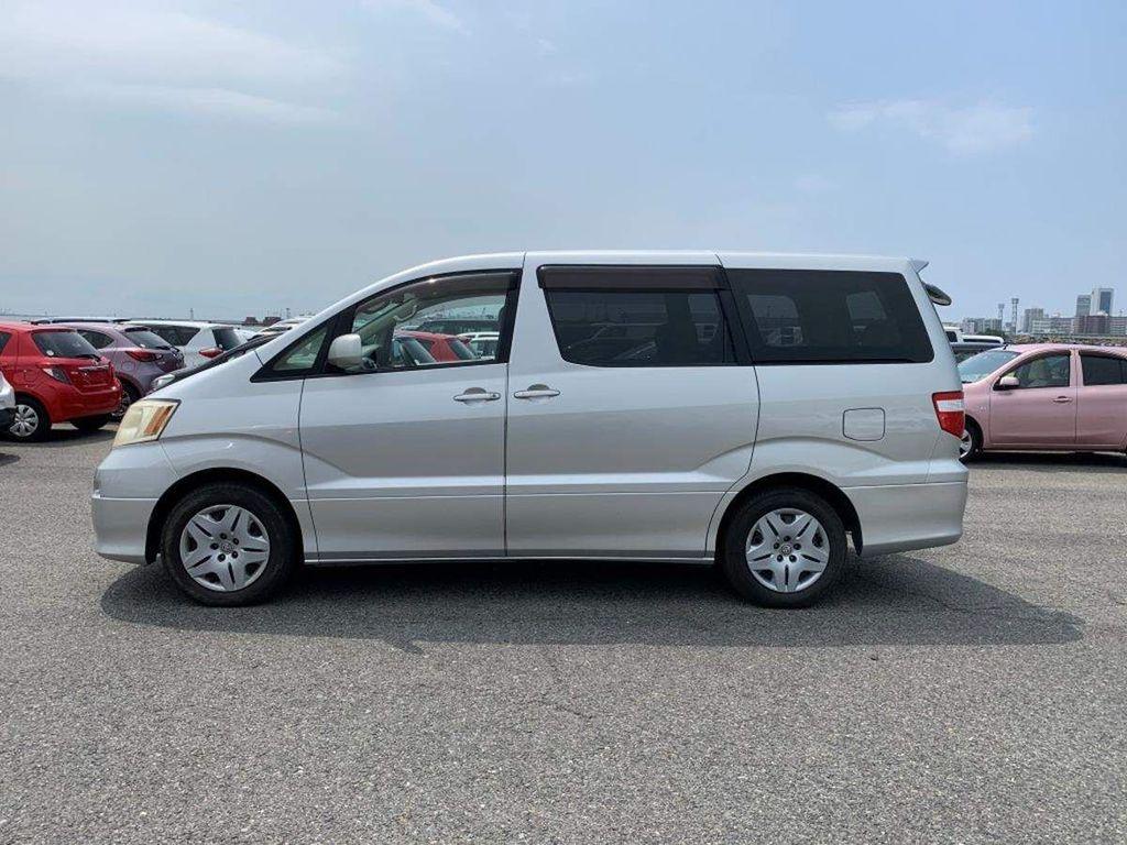Toyota Alphard Unlisted 2.4 AX Auto Petrol