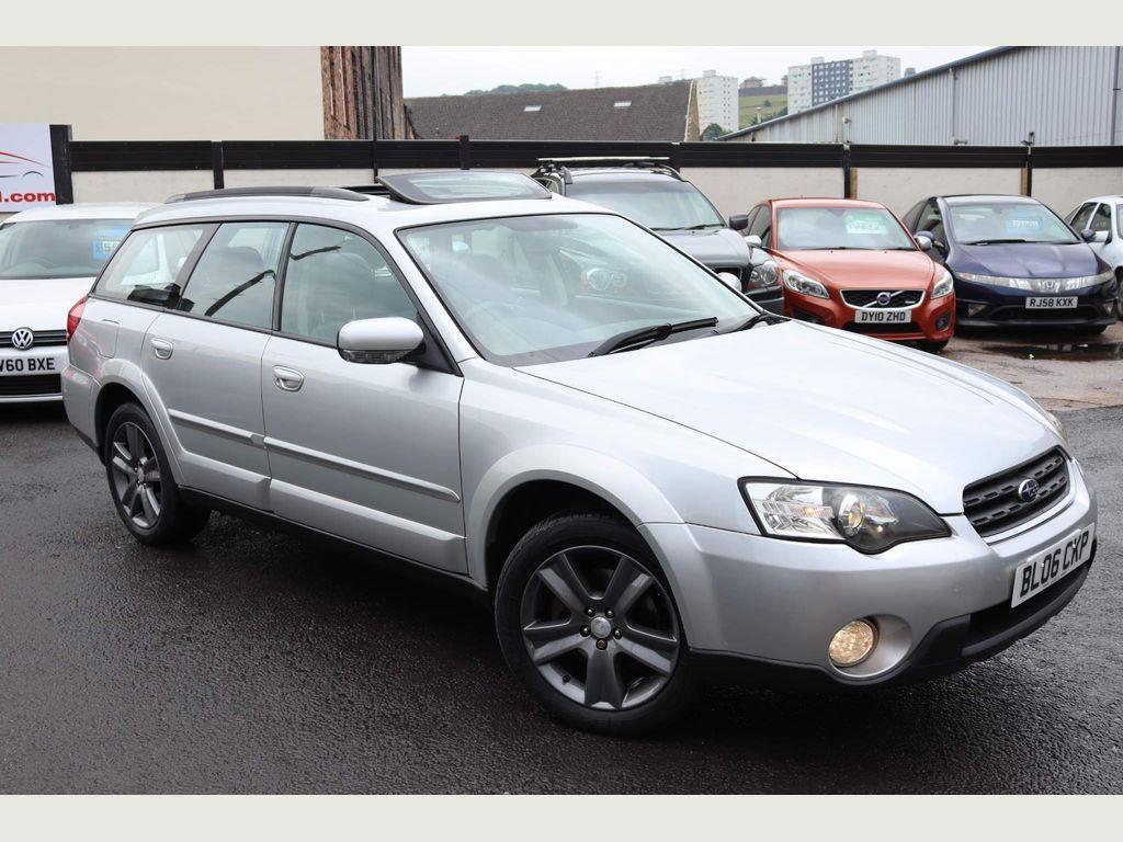 Subaru Outback Estate 3.0 R 5dr