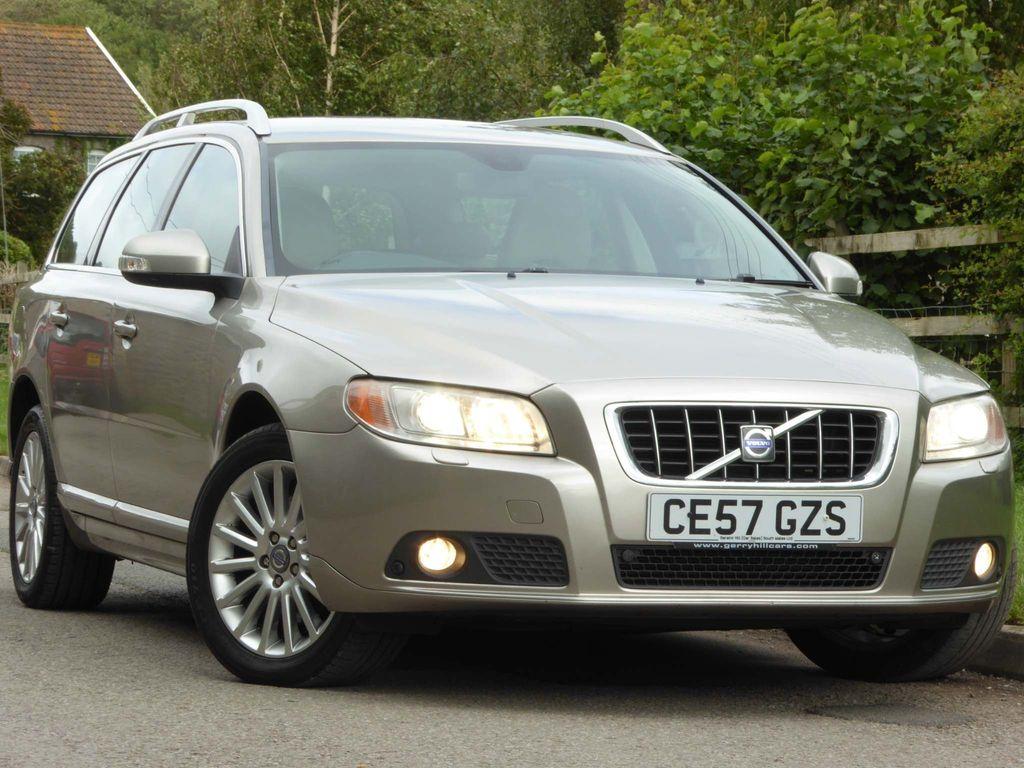 Volvo V70 Estate 2.4 D SE Lux Geartronic 5dr