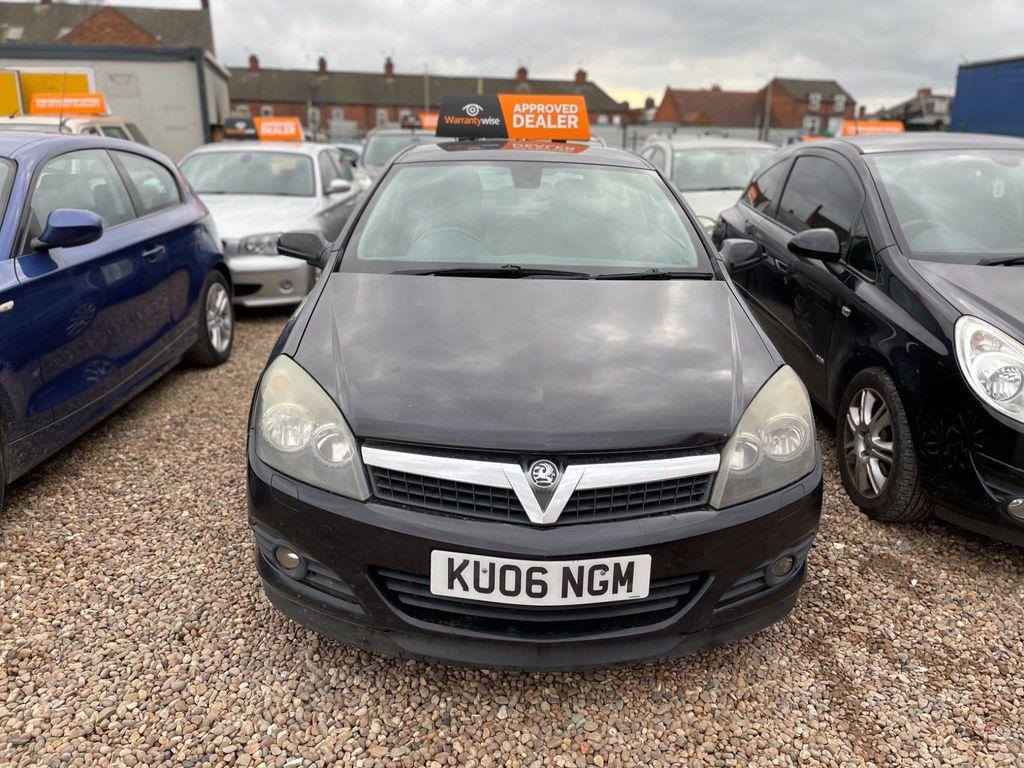 Vauxhall Astra Hatchback 1.9 CDTi 16v Design Sport Hatch 3dr