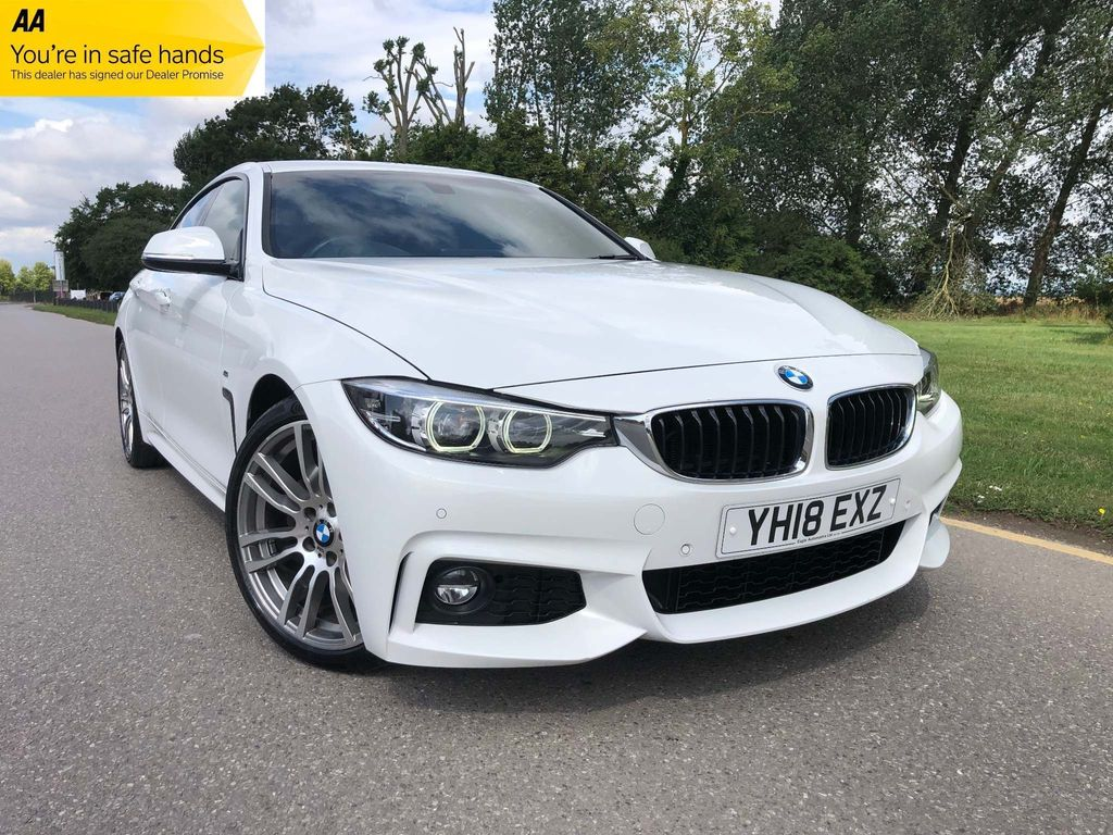 BMW 4 SERIES GRAN COUPE Coupe 2.0 430i M Sport Gran Coupe Auto (s/s) 5dr