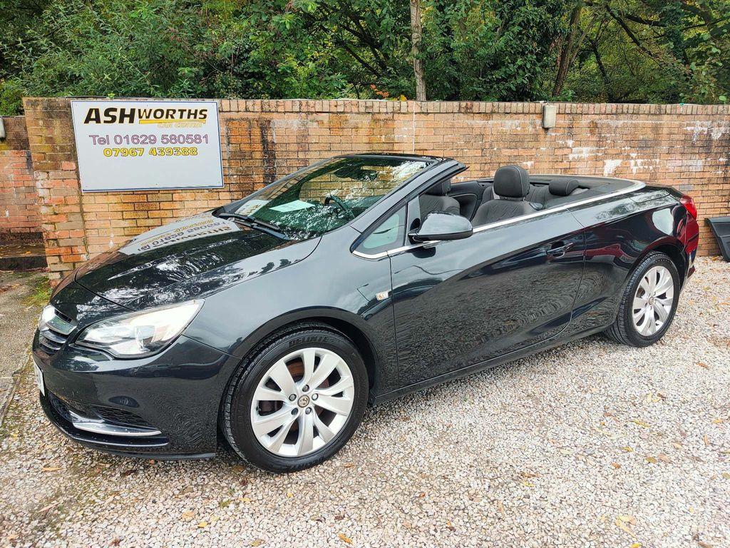 Vauxhall Cascada Convertible 1.4T SE (s/s) 2dr