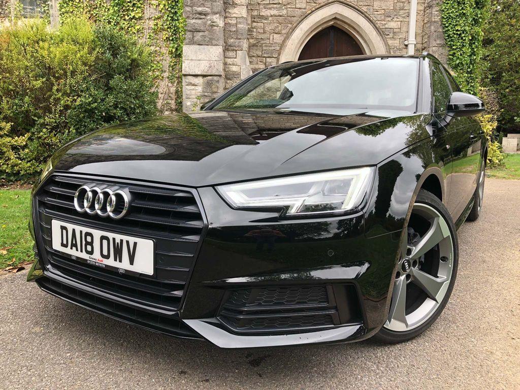 Audi A4 Avant Estate 1.4 TFSI Black Edition Avant (s/s) 5dr