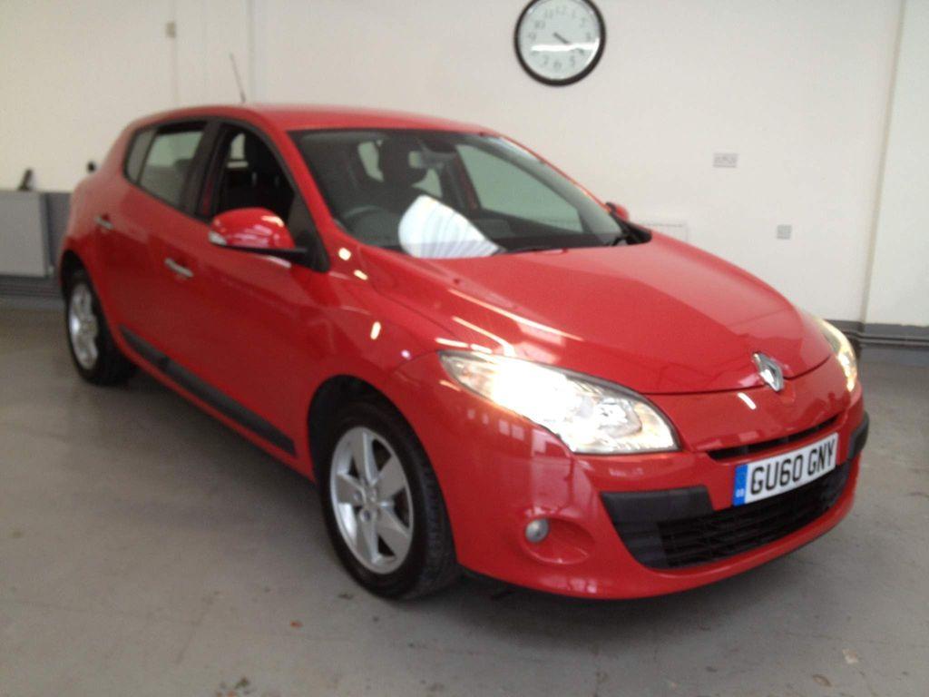 Renault Megane Hatchback 1.6 16V Dynamique 5dr