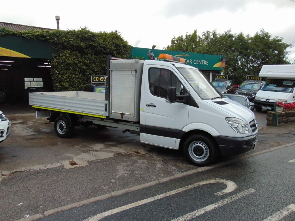 Mercedes-Benz Sprinter Chassis Cab 2.1 CDI 311 Chassis Cab 2dr (LWB)