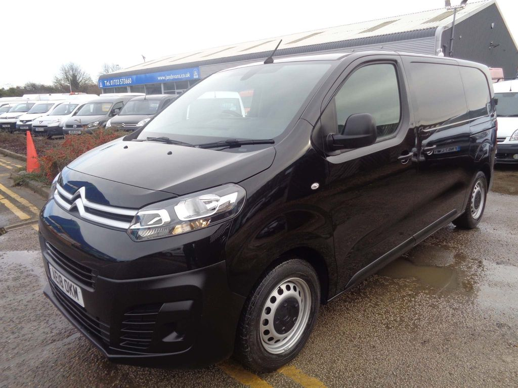 Citroen Dispatch Panel Van 1.6 BlueHDi 1000 Enterprise M 5dr