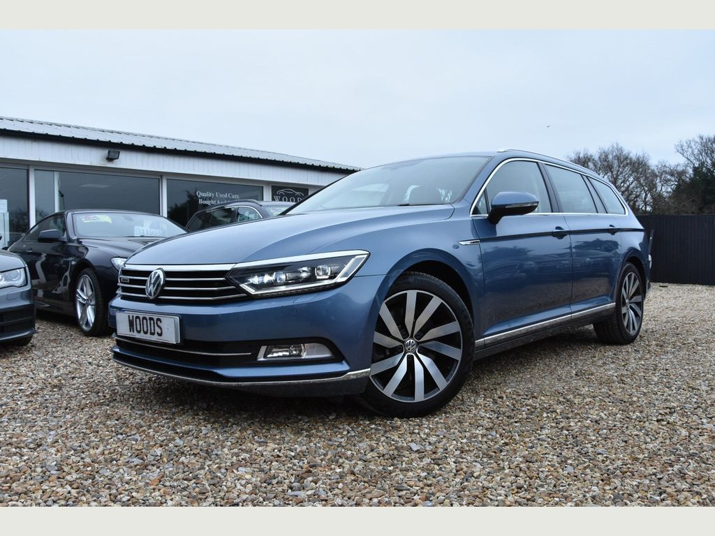 Volkswagen Passat Estate 2.0 BiTDI BlueMotion Tech GT DSG 4Motion (s/s) 5dr