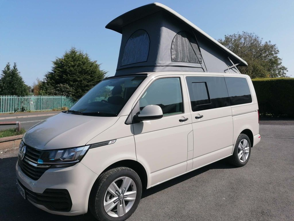 Volkswagen Transporter Van Conversion Premium Edition