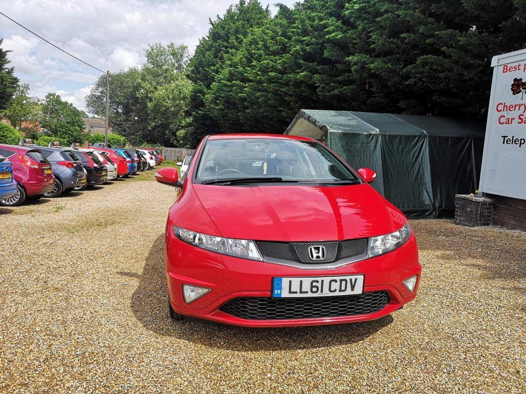 Honda Civic Hatchback 1.8 i-VTEC Si-T 5dr