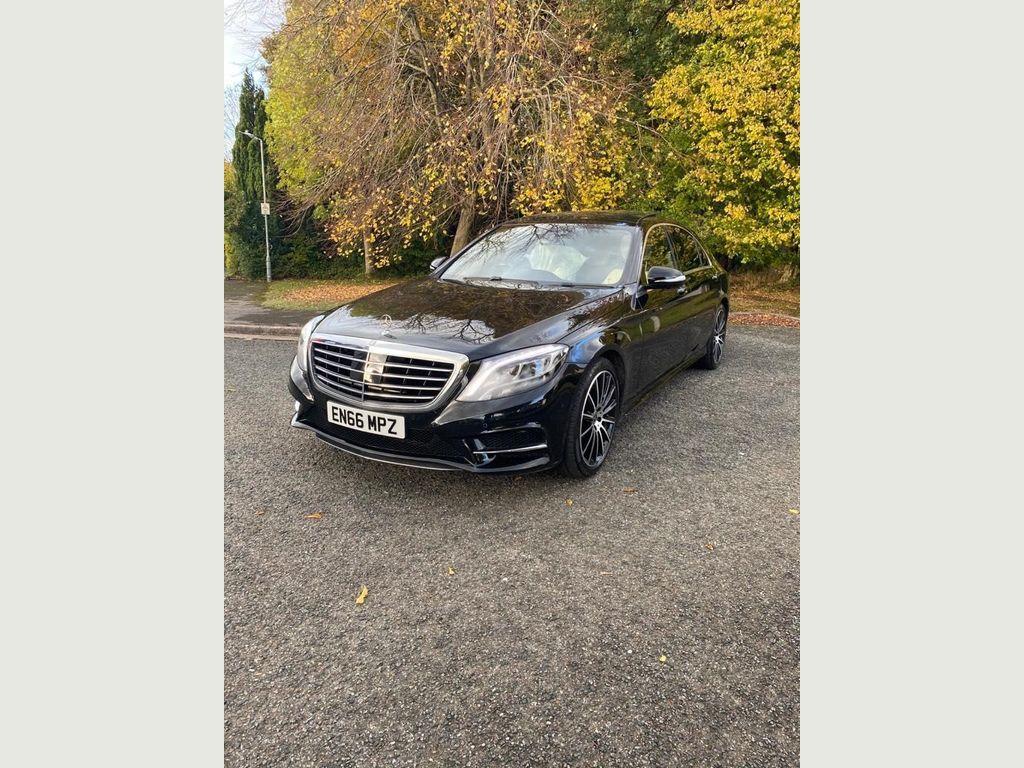 Mercedes-Benz S Class Unlisted