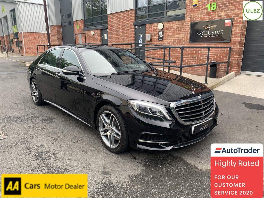 Mercedes-Benz S Class Saloon 2.1 S300L dh AMG Line (Executive) (s/s) 4dr