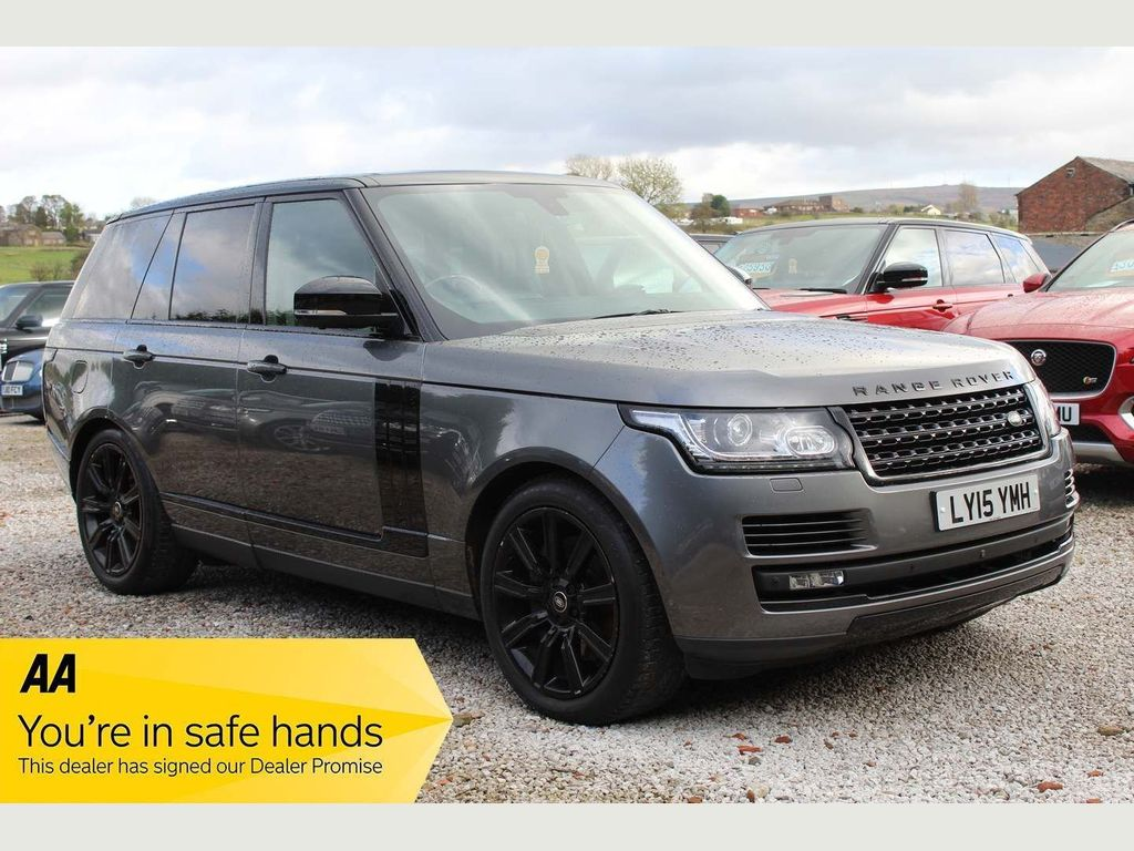 Land Rover Range Rover SUV 4.4 SD V8 Autobiography Auto 4WD (s/s) 5dr